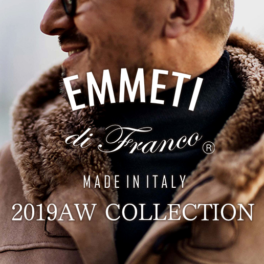 EMMETI 2019AW COLLECTION